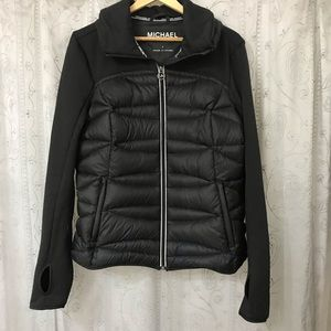 Michael Kors Active puffer jacket